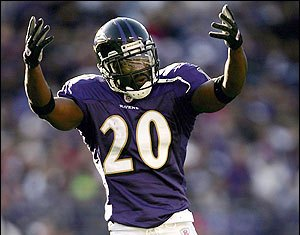 Will Ed Reed Play?