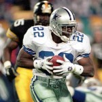 Emmitt Smith vs. Barry Sanders