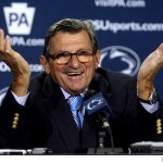 JOE PATERNO IS A LEGEND VS. JOE PATERNO IS NOT A LEGEND